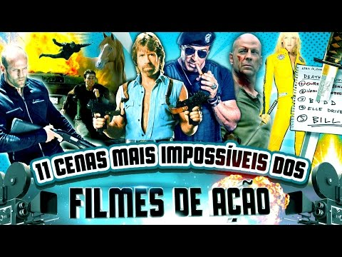 As 11 cenas mais IMPOSSÍVEIS do CINEMA