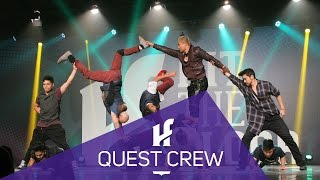 Video QUEST CREW   Hit The Floor Lévis #HTF2015 MP3, 3GP, MP4, WEBM, AVI, FLV Januari 2019