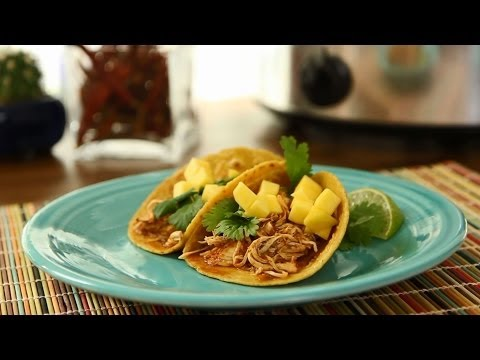 Chicken Recipes – How to Make Slow Cooker Cilantro Lime Chicken