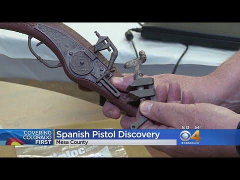 العرب اليوم - العثور على أقدم مسدس في التاريخ