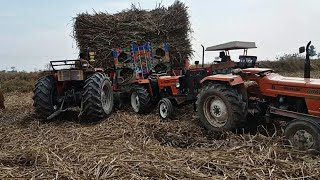 4 Tractor Funny Video Stunts 2019 in Pakistan of Punjab