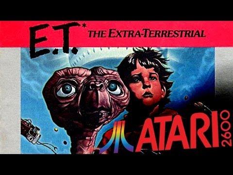 E.T. (Atari 2600) [German]: Schlechtestes Spiel aller Zeiten?