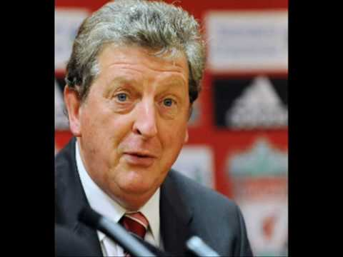 Roy Hodgson First Interview With Liverpool F.C.