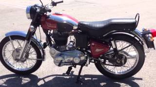 7. 2007 Royal Enfield Bullet 500 Deluxe For Sale