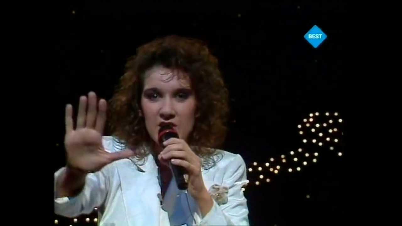 Céline Dion - Ne Partez Pas Sans Moi (Šveits 1988)