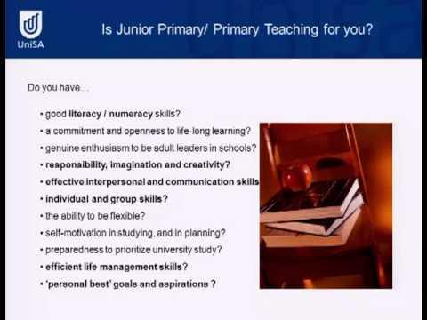 Kindergarten und Primäre Lehre - Öffnung 2011 -Universität von Süd-Australien