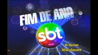 Chamada dos  programas e filmes que o SBT exibiu no final de 2003.Só os clássicos.Até o Show da Virada eles tiveram.