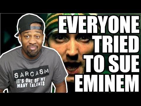 [ REACTION ] Eminem - Sing For The Moment‼