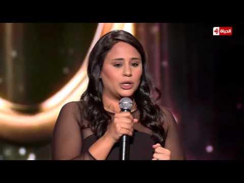 """هبة رحال تسخر من سؤال What about your first Oscar؟ في """"نجم الكوميديا"""""""