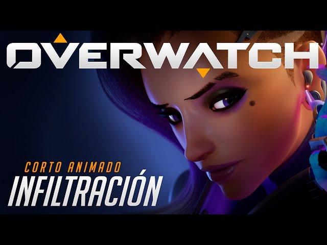 Corto animado de Overwatch: «Infiltración» (ES)