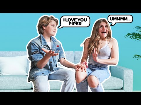 Telling My GIRLFRIENDS I Love You To See How They React **FUNNY PRANK** |Hayden Haas