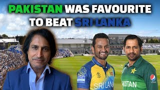 Pakistan was favorite to beat Srilanka | Ramiz Speaks