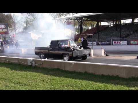 C10 packs turbocharged Cummins, nitrous