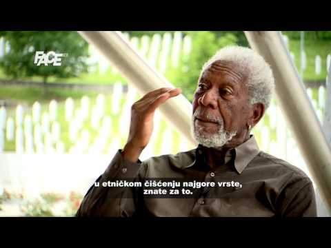 Morgan Freeman e di si u krijua shteti i Kosovës (Video)