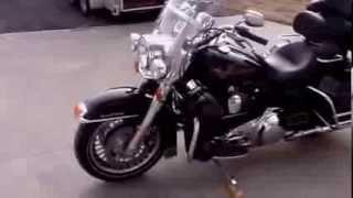 9. 2011 Harley Davidson Road King FLHR
