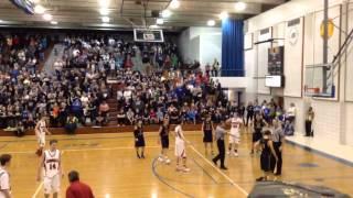 Elm Creek (NE) United States  city pictures gallery : Nebraska D1 Basketball Quarterfinal (2014)
