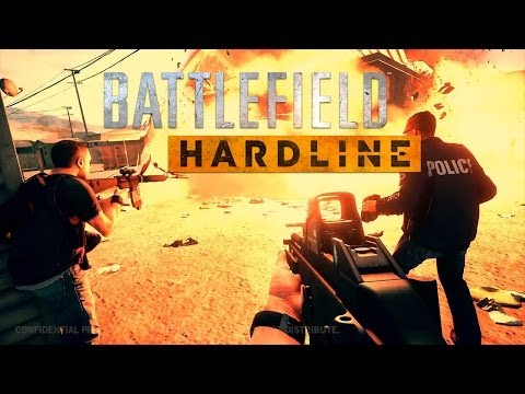 Battlefield Hardline Trailer – Finally a Epic Cops & Robbers Game!