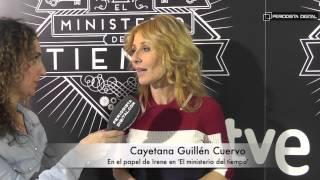 Presentación de 'El ministerio del tiempo' (TVE). 19-2-2015