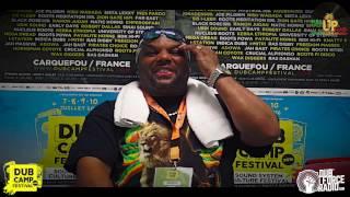 INTERVIEW VIDÉO : MARK (IRATION STEPPAS) - DUB CAMP FESTIVAL #3 - EXCLU' MONDIALE 2016