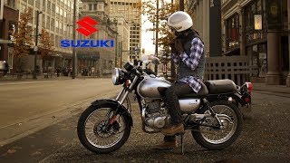 3. 2019 Suzuki TU250X Price & Spec