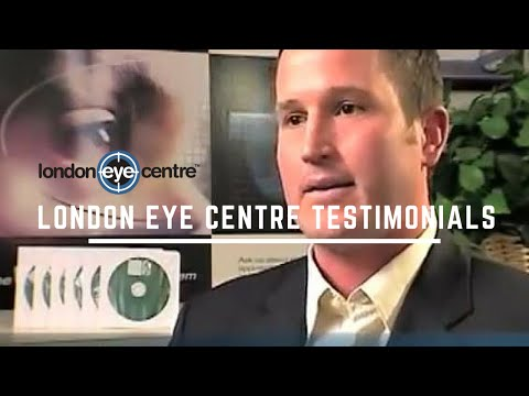 Laser Vision Correction Testimonials
