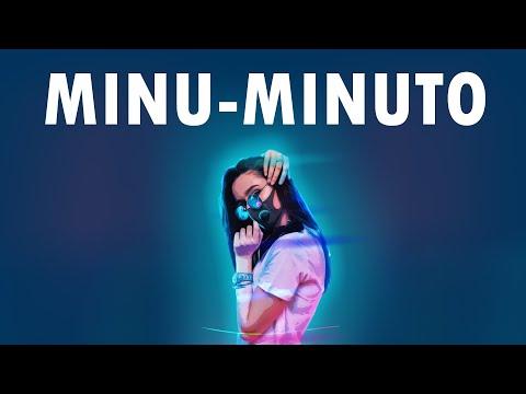 Minu-Minuto - Zync . Joshua Mari and Sevenjc   Lyrics Video