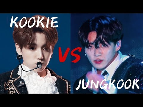 Kookie VS Jungkook
