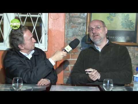 David Iasnogrodski entrevista Ricardo Orlandini