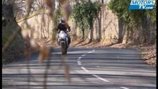 9. Bike test KAWASAKI  ER6-n