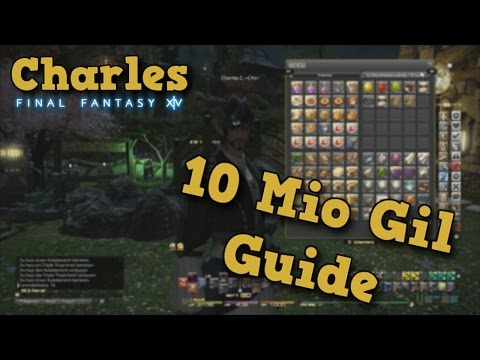 #103 FFXIV - 10 Mio. Gil Guide