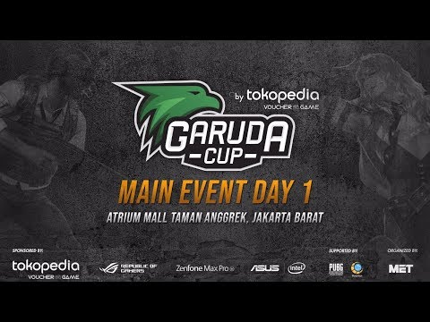 Garuda Cup: Streaming Final Turnamen Mobile Legends & PUBG 2018