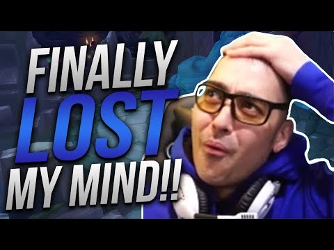LEAGUE FINALLY MADE ME LOSE MY MIND!!!   LEGENDARY BRONZE PLAYS AND MORE - Trick2G (видео)