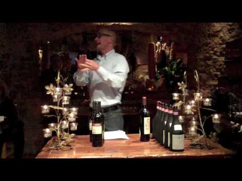 The Wines of Piemonte - Accademia del Vino Wine Lecture Series