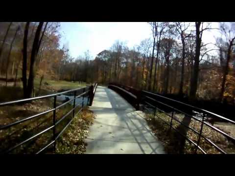 Cross County Trail (Fairfax, County) - Southern Leg