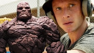 "Fantastic Four's ""Thing"" First Official Look"