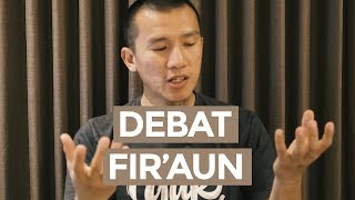 Video Debat Fir'aun MP3, 3GP, MP4, WEBM, AVI, FLV Februari 2019