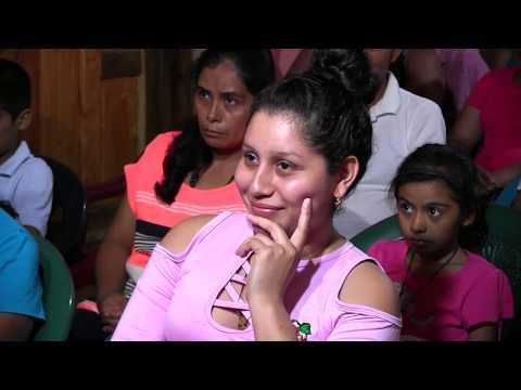 Inicio de la Misa #5 en casa de doña Natalia en Agua Zarca Camasca - Ediciones Mendoza (видео)