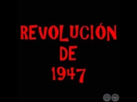 Revolución del 47 - Guerra civil paraguaya de 1947
