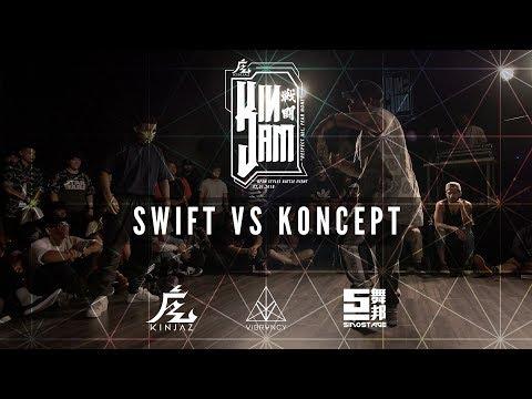 Swift Vs Koncept [QUALIFIER] | KINjam LA 2018 [@VIBRVNCY 4K] - Thời lượng: 2 phút, 31 giây.