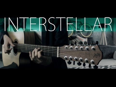 Guy plays a mesmerizing version of Hans Zimmer's Interstellar on the 12 string guitar.
