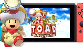 Looking back at the amazing game that Captain Toad Treasure Tracker is, we decided to discuss why it a Captain Toad game would be perfect for the Nintendo Switch, and predict if and how it would come. Let us know what YOU think of Captain Toad on the Switch in the comments below!Follow Us On Twitter: http://twitter.com/TheSwitchForceFollow Us on Instagram: http://instagram.com/SwitchForce