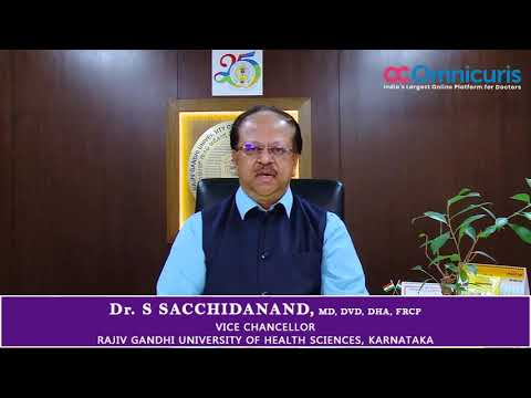 COVID-19 Public Awareness Message From Dr. S Sacchidanand in Kannada