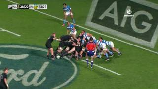 New Zealand v Argentina Rd.3 2016 |  Rugby Championship Video Highlights