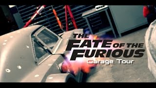 Nonton Fate Of The Furious Garage Tour! - How Dom Drives 100MPH in REVERSE (EXPLAINED) Film Subtitle Indonesia Streaming Movie Download