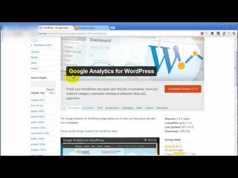 Instalando Google Analytics no WordPress: A melhor e mais certa maneira de instalar