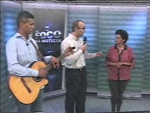 Participação ao vivo do cabo Marcelo Nunes