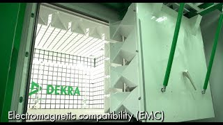 Globally unique competence and state-of-the-art equipment for the success of your automotive products. DEKRA a competent...