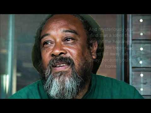 Mooji Quotes: The One Who Begins the Inquiry Will Not Finish the Inquiry