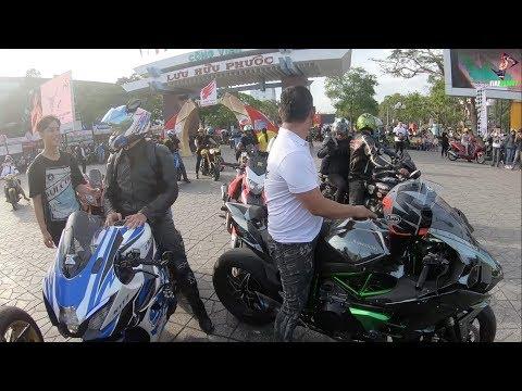 Đại Hội Moto Cần Thơ - Part 6 : Kit Và Vinh Lạc Tại Diễu Hành PKL TP Cần Thơ - Thời lượng: 16 phút.