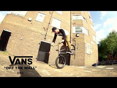 Vans UK BMX - Pete Sawyer - A Week in the City